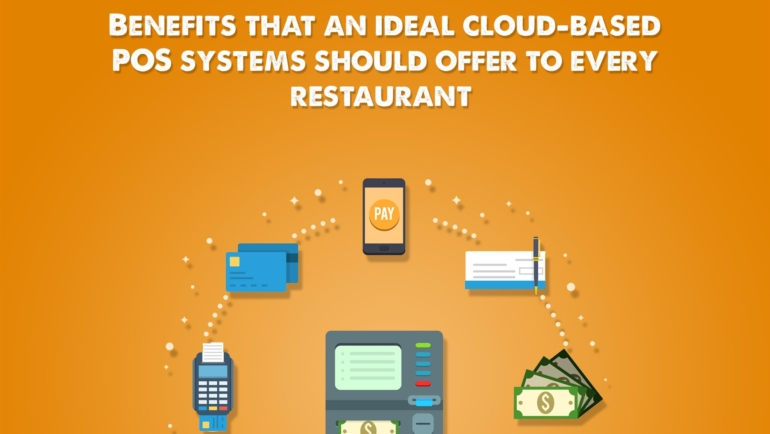 Benefits of Cloud-based Point of Sale (POS) System for your restaurant