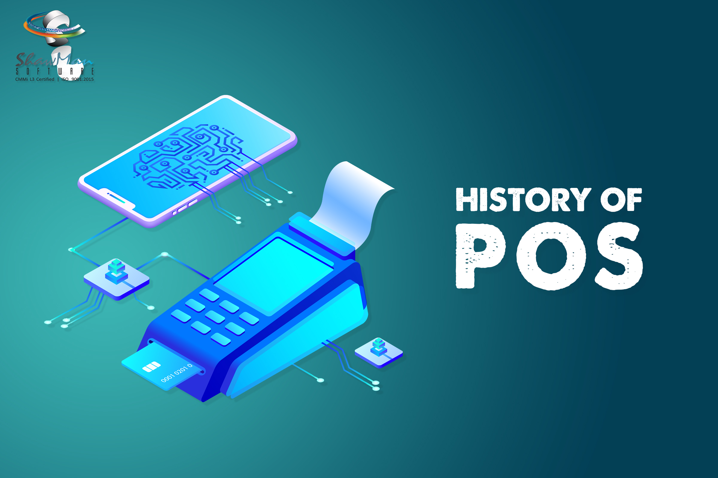 A brief history of Point of Sale Systems and their Relevance Today